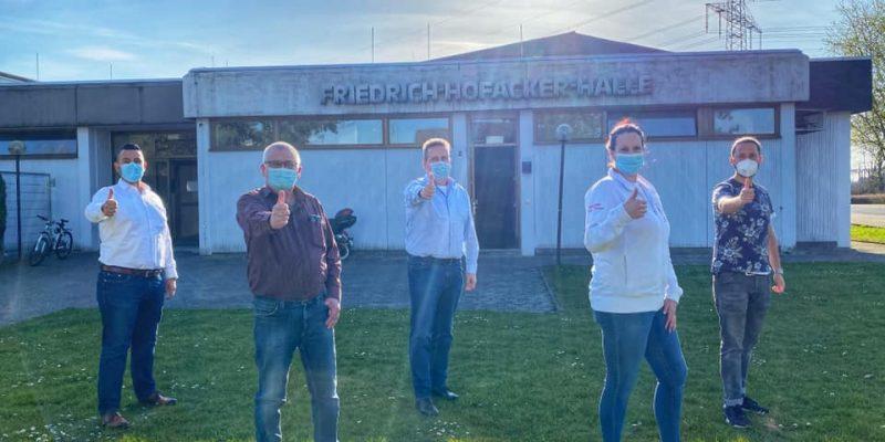 Gute Neuigkeiten Für Hasselroth : Ein Eigenes Corona-Schnelltestzentrum In Niedermittlau !